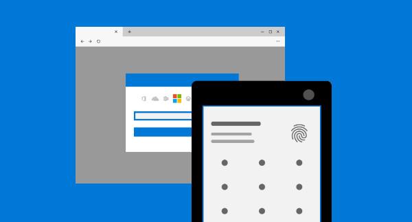 تایید با اثر انگشت به اپلیکیشن Microsoft Authenticator اضافه شد