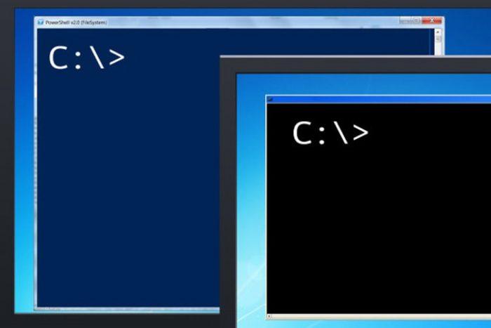تفاوت Command Prompt و Windows PowerShell چیست؟